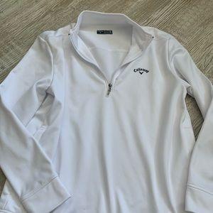 Brand New Calloway half zip golf jacket